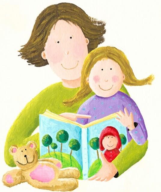 Leyendo a su hijo 3ra parte - Leer la mano hijos ...